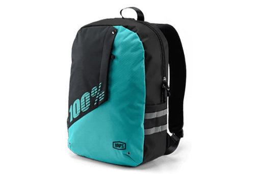 100% Porter Backpack-Teal  - J&R Bicycles BMX Super Store