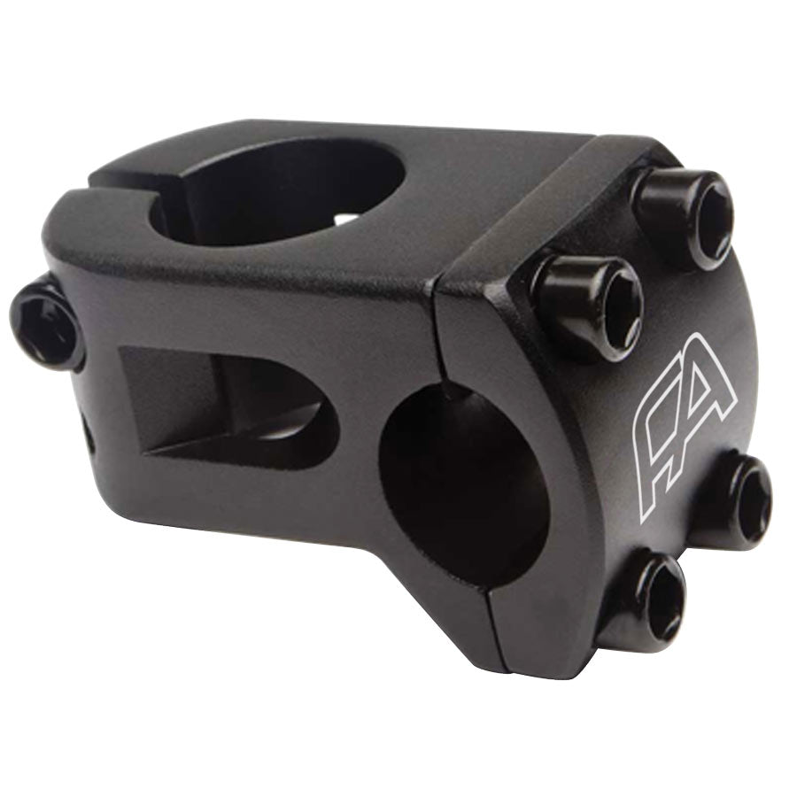 Free Agent Mini Front Load Stem-30mm-Black