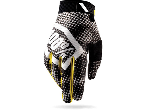 100% Ridefit Glove-Corpo Blurred Camo  - J&R Bicycles BMX Super Store