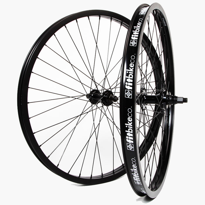 Fit Freestyle BMX Wheelset-36H-24""