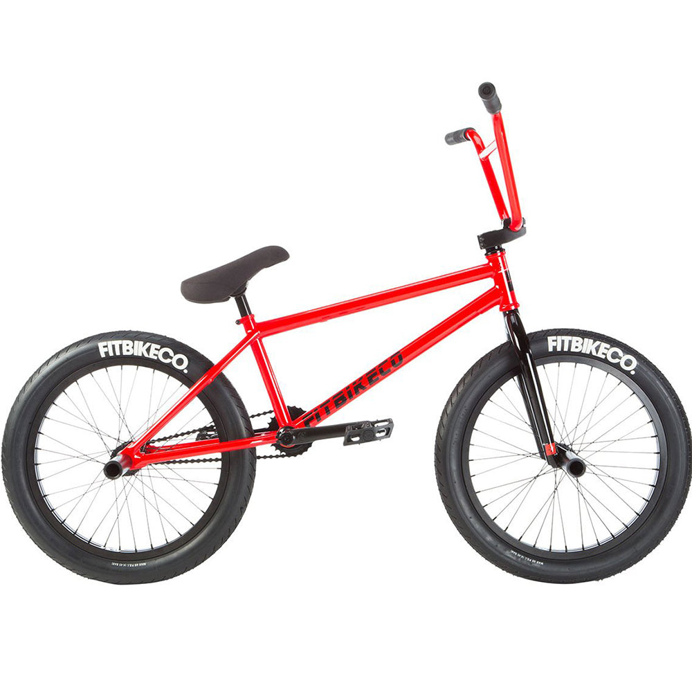 "FIT 2019 Corriere FC Signature 20.5""TT Bike-Bright Red"