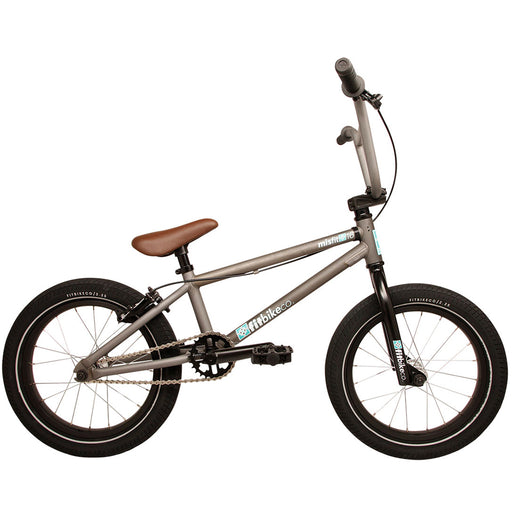 "Fit 2020 Misfit 16"" BMX Bike-Matte Clear"