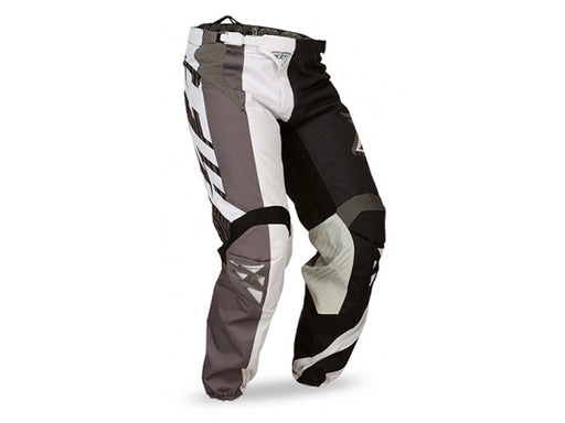 FLY Racing 2015 Kinetic Division Pant | BLACK/WHITE