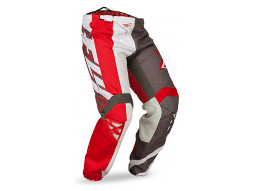 FLY Racing 2015 Kinetic Division Pant | RED/GREY/WHITE