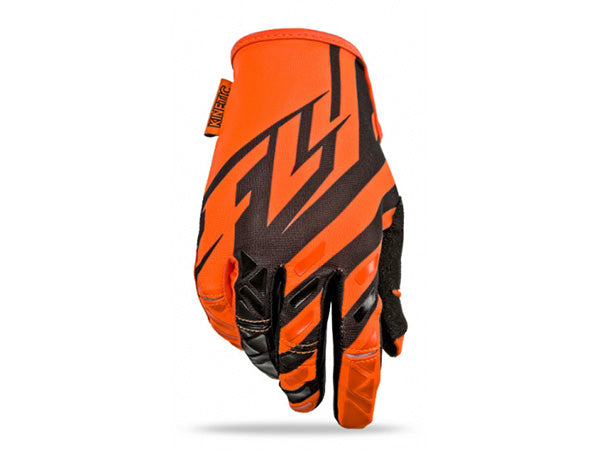 FLY Racing 2015 Kinetic Glove | ORANGE/BLACK