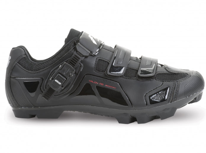 Fly Racing 2018 Talon RS Clipless BMX Race Shoes-Black at J&R Bicycles