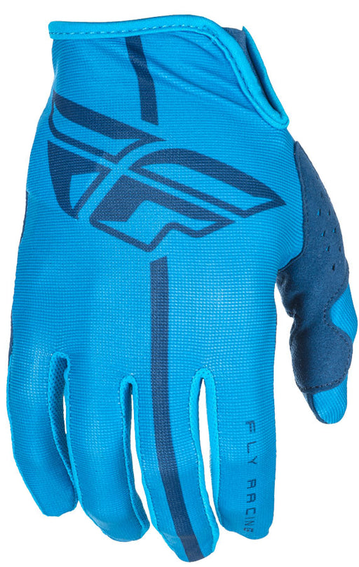 Fly Racing 2018 Lite Glove - Blue/Navy at J&R Bicycles