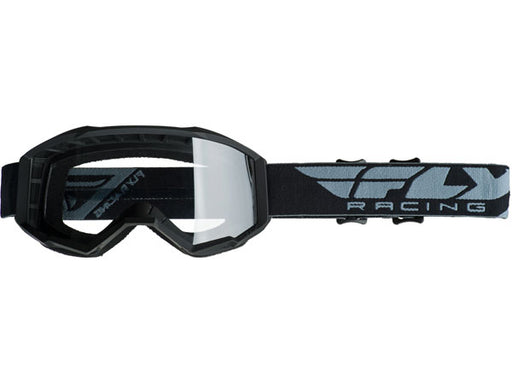 Fly Racing 2019 Youth Focus Goggles-Black