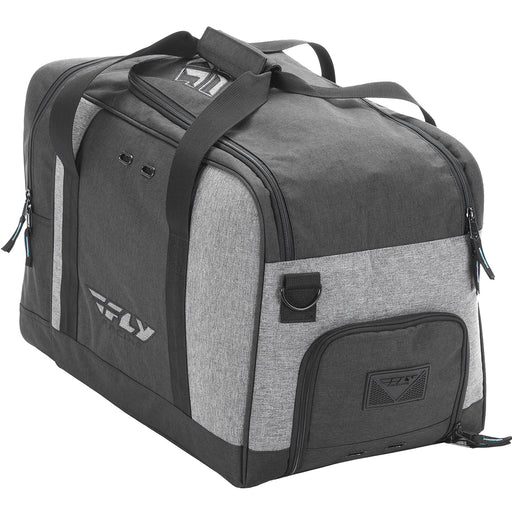Fly Racing Carry-On Duffle Bag-Black/Gray