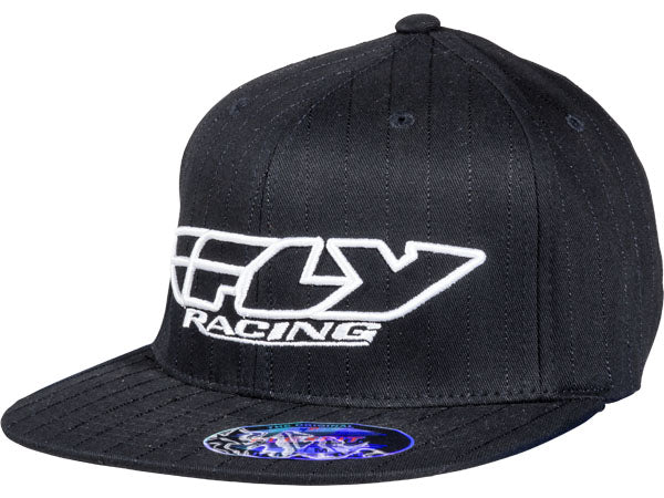 FLY Racing Corporate Hat | BLACK