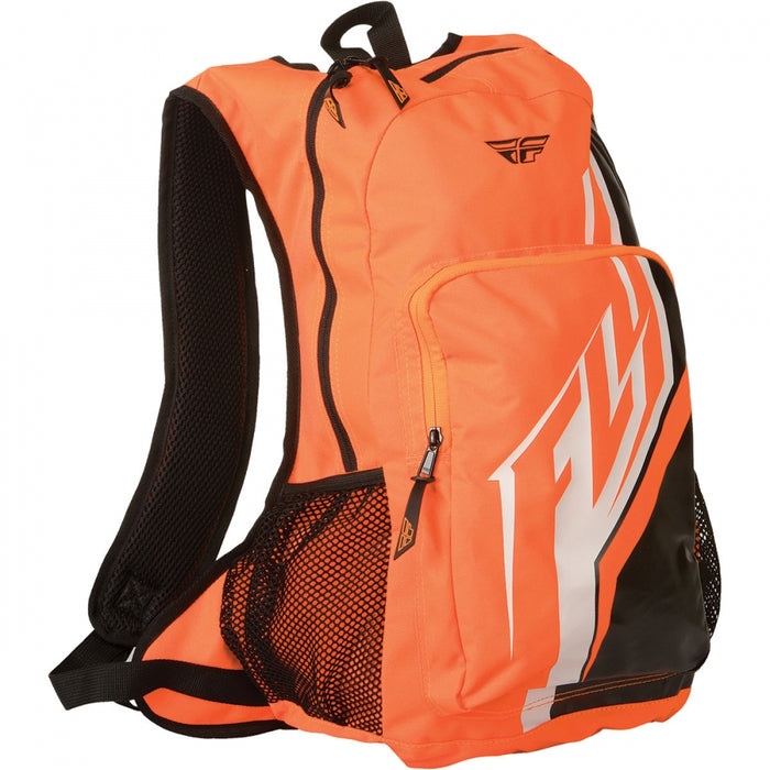 Fly Racing Jump Backpack-Fluorescent Orange