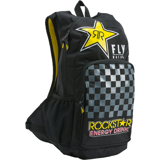 Fly Racing Jump Pack Backpack- Rockstar Black/Yellow