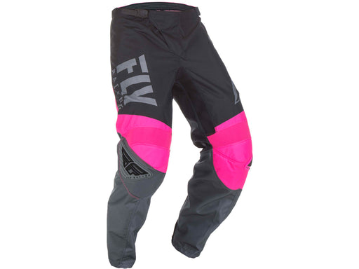 FLY RACING 2019 F-16 PANT-Pink/Black/Grey