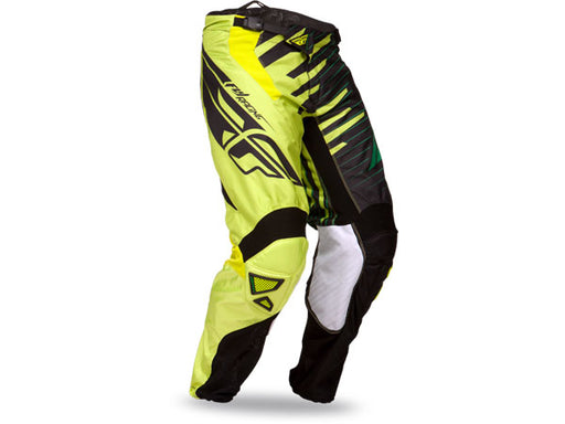 FLY Racing 2014 Kinetic Shock Pant | GREEN/BLACK