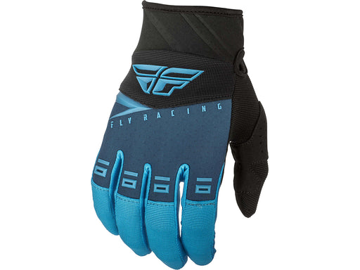 FLY RACING 2019 F-16 GLOVES-Blue/Black/Hi-Vis