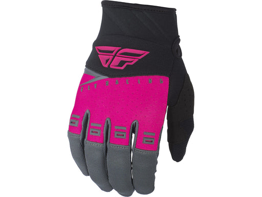 FLY RACING 2019 F-16 GLOVES-Neon Pink/Black/Grey