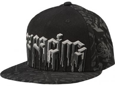 FLY Racing Bombdrip Hat | BLACK
