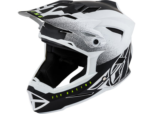 FLY 2019 Default Helmet-Matte White/Black