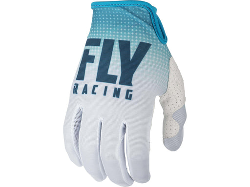 FLY RACING 2019 Lite Gloves-Blue/White