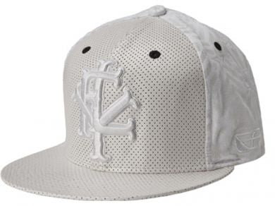 FLY Racing MVPlayer Deluxe Hat | WHITE