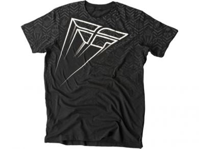 FLY Toxicitee T-Shirt | BLACK/WHITE/GREY