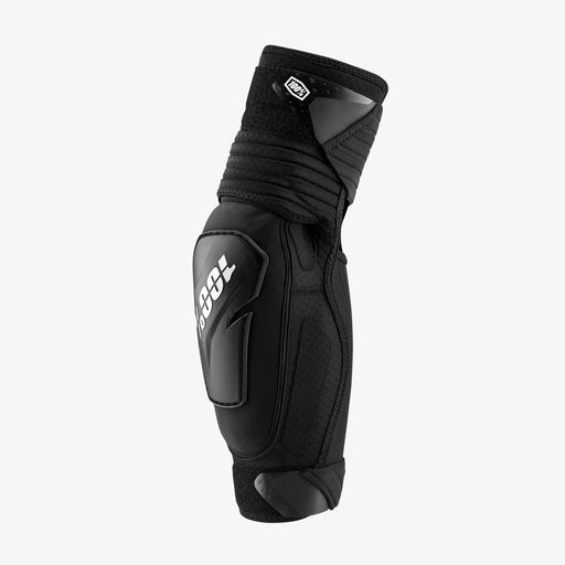100% Fortis Elbow Guard-Black  - J&R Bicycles BMX Super Store
