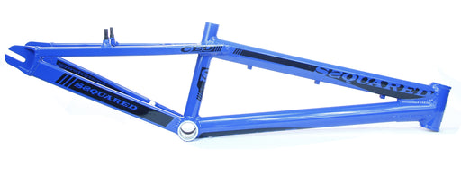 SSquared CEO V2 BMX Race Frame-Blue
