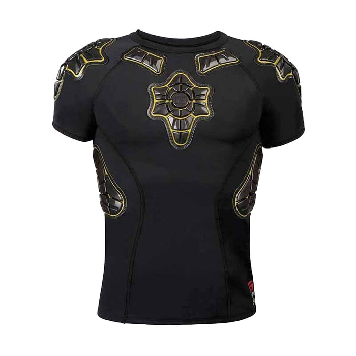 G-FORM Pro-X Compression Shirt-Black/Yellow
