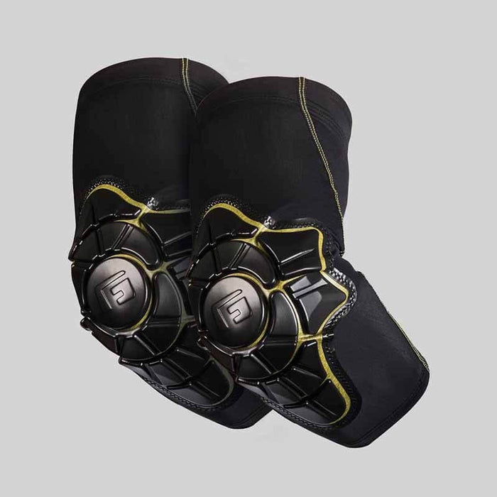 G-FORM Pro-X Elbow Pads ADULT Black/Yellow