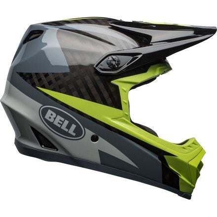 Bell Full-9 Helmet - Gloss smoke/ Shadow/ Pear