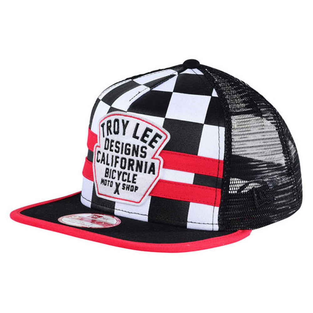 Troy Lee Designs Granger White Hat