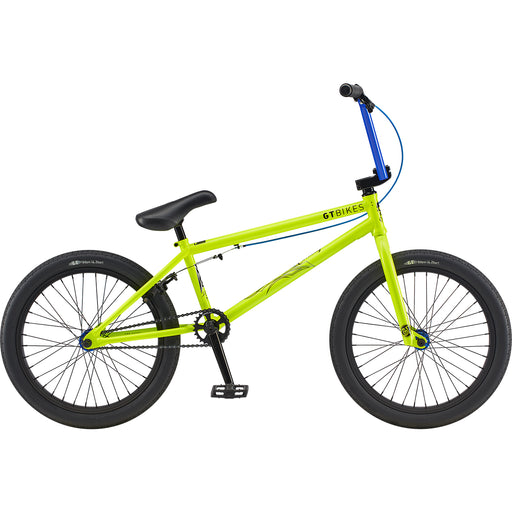 "GT 2020 Conway Team Comp 21""TT BMX Bike-Yellow"