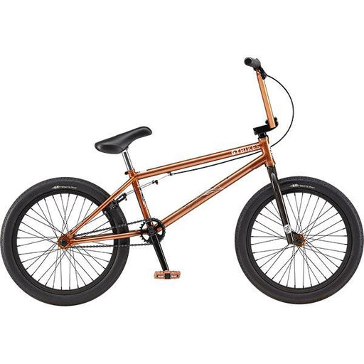"GT 2019 DC Team Comp 21""TT BMX Bike-Brown"