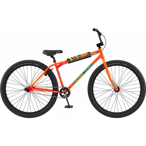 "GT 2020 Dyno Pro Compe Heritage 29"" BMX Bike-Hazard Orange"