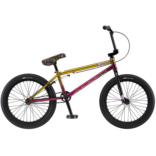 "GT 2019 Mercado Team Comp 20.75""TT BMX Bike-Sunrise"