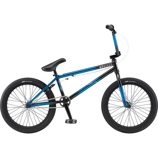 "GT 2020 Conway Team Signature 21.25""TT BMX Bike-Teal"