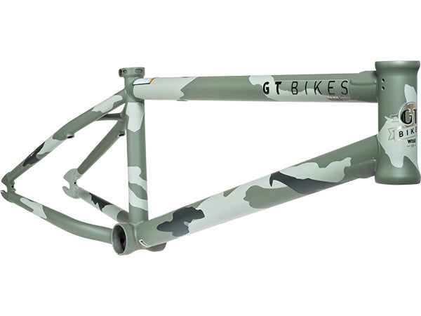 "GT Wise Frame 21.25""-Camo"