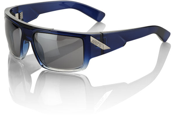 100% Heikki Sunglasses-Fade Midnight-Gray Tint  - J&R Bicycles BMX Super Store