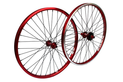 Stay Strong Evolution BMX Race Wheelset-24x1.75""