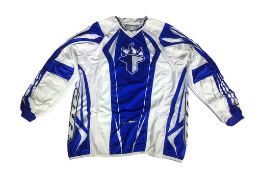T.H.E. Sport Long Sleeve Jersey-Blue
