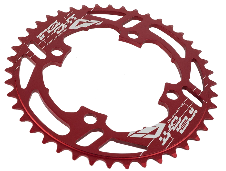 Insight Chainring-4-Bolt at J&R Bicycles red
