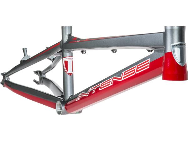 INTENSE 2014 Phenom Aluminum Frame | RED/SILVER