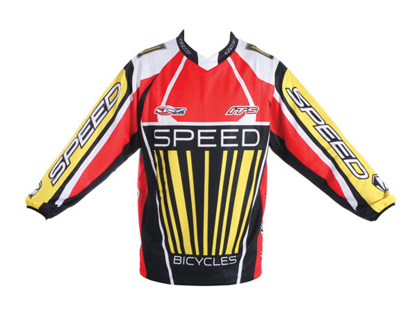 SPEED 2012 Team Jersey