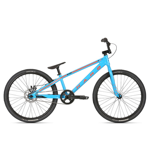 "Haro Racelite Pro Cruiser 24"" BMX Race Bike-Blue"