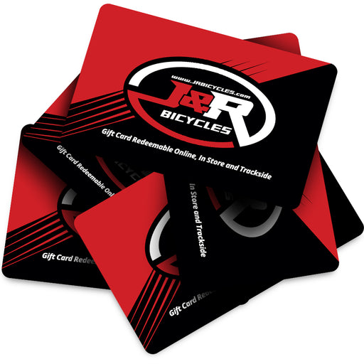 J&R Bicycles Physical Gift Card