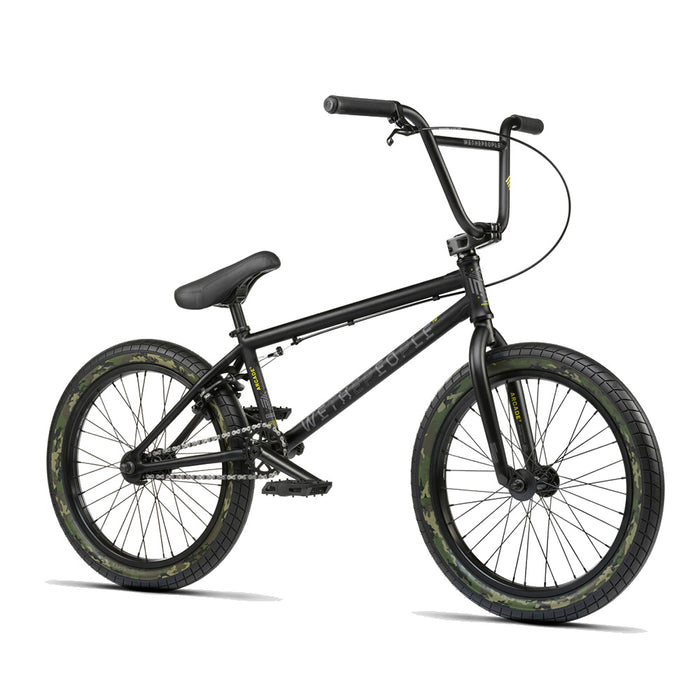 "We The People 2021 Arcade 21""TT BMX Freestyle Bike-Matte Black"