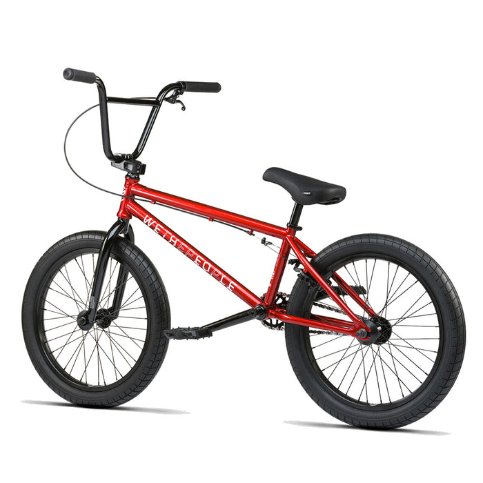 "We The People 2021 Arcade 21""TT BMX Freestyle Bike-Candy Red"