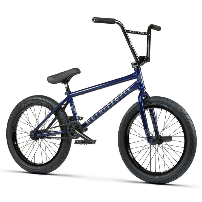 "We The People 2021 Battleship - RSD FC 20.75""TT BMX Freestyle Bike-Abyss Blue"