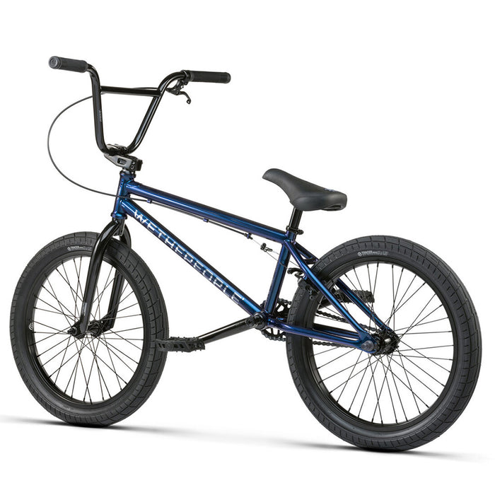 "We The People 2021 CRS  20.25""TT BMX Freestyle Bike-Galactic Purple"
