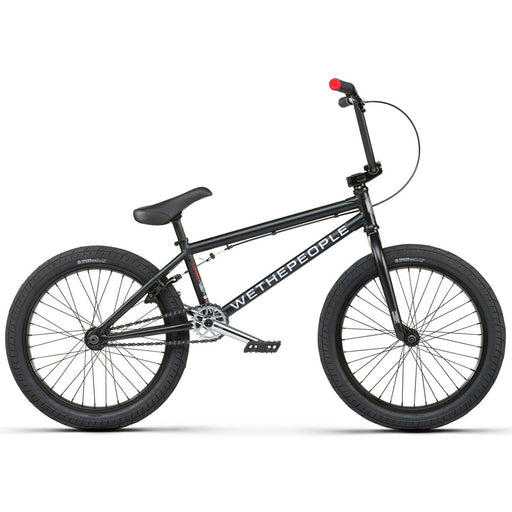 "We The People 2021 CRS - RSD FC 20.25""TT BMX Freestyle Bike-Matte Black"
